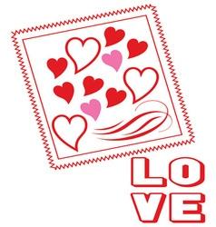Love vector image