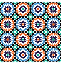 morocco ornament vector image