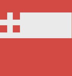 Utrecht flag vector