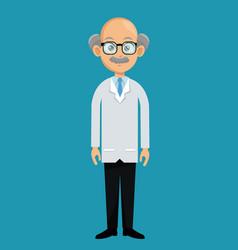 Doctor professional healthcare design vector
