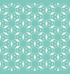 linear geometric seamless abstract vintage pattern vector image
