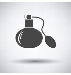 Cologne spray icon vector image