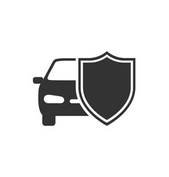 Insurance sign vector