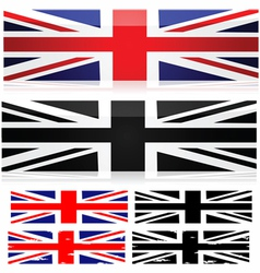 Union Jack vector image vector image