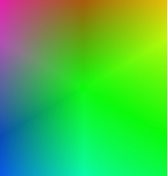 Multicolored smooth gradient abstract background vector image vector image