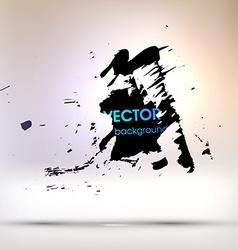 Paint Splash Background vector image