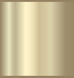 Gold metallic bronze silver chrome copper vector