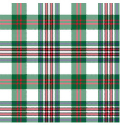 Pixel seamless pattern check tartan fabric texture vector