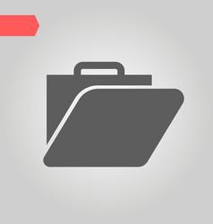 Service portfolio business market idea icon vector