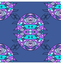 Ornamental Abstract eps10 vector image