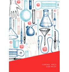 Coronavirus research and prevention methods vector