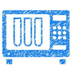 Sterilizer grunge icon vector