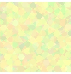Seamless pattern with triangles vector