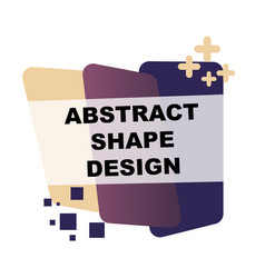 super sale - creative banner abstract concept vector image