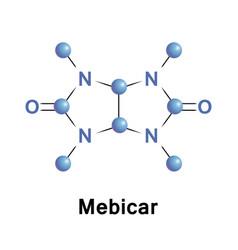 Mebicaranxiolytic medication vector