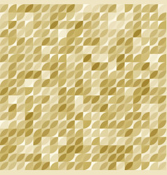 Seamless modern pattern with dots vector