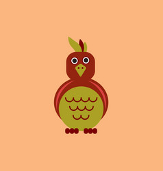 parrot cockatoo parrot bird vector image