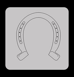 Western icon vector