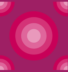 Abstract ellipse seamless pattern background vector