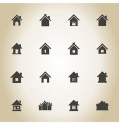 House an icon vector