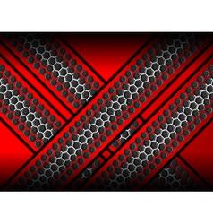metallic texture backgrounds vector image