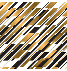 modern diagonal striped seamless pattern vector image