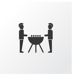 Team entertainment icon symbol premium quality vector