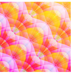 Abstract colorful bright mosaic background vector
