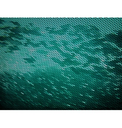 underwater mosaic background vector image vector image