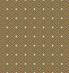 Seamless decorative geometrical motifs vector image