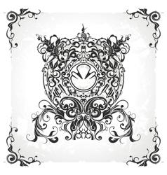 Vintage Design Element vector image
