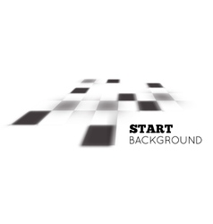 checkered abstract background vector image
