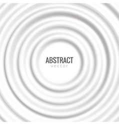 White rippled rounf background Design for banner vector