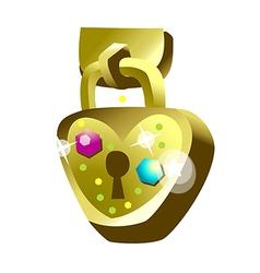 icon Key vector image