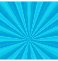 Colored Pop Art blue background vector image