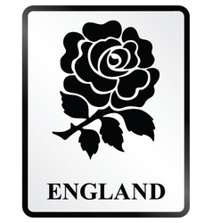 England Sign vector image