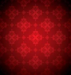hot red wallpaper vector image