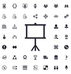Board icon vector