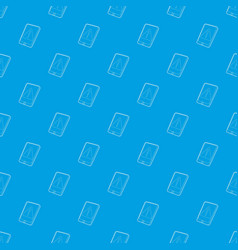 Gadget primary attention pattern seamless vector