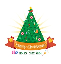 christmas4 vector image vector image