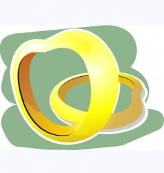 bangles vector image