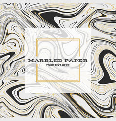 Marbled paper background 02 vector