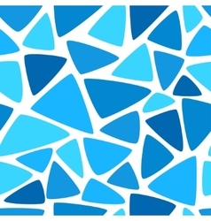 abstract colorful mosaic seamless pattern vector image vector image