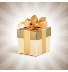 present box vector image