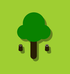Flat icon design collection chimney-stalk in vector