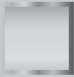 silver gradient background silver design texture vector image