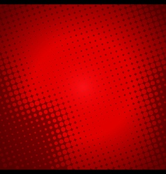 creative halftone design background vector image