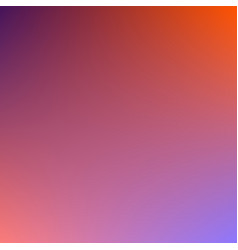 gradient red orange and purple colors for vector image