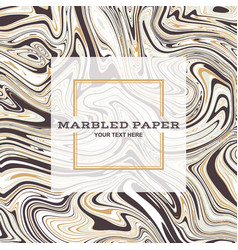 marbled paper background 04 vector image