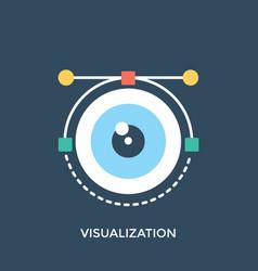 Visualization vector